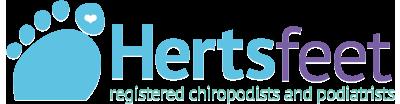 Herts Feet Logo